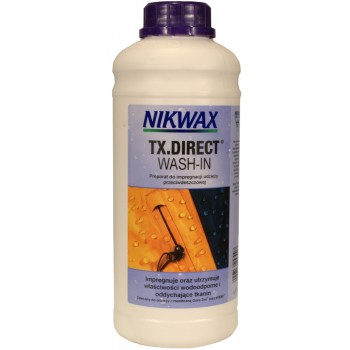NIKWAX TX Direct Wash-In 1L bottle