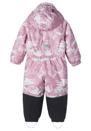 Overall, Moomin Lyster Rosy pink